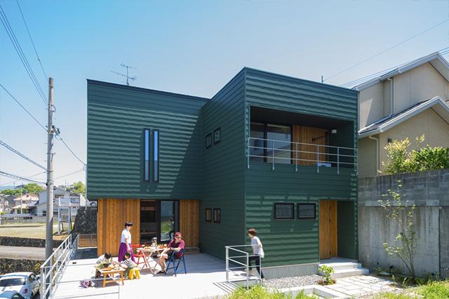 設計事務所で家を建てる